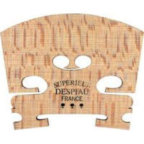 Ponticello per violino Despiau Superior 41,5 *** - Violin bridge Despiau Superior 41,5 ***