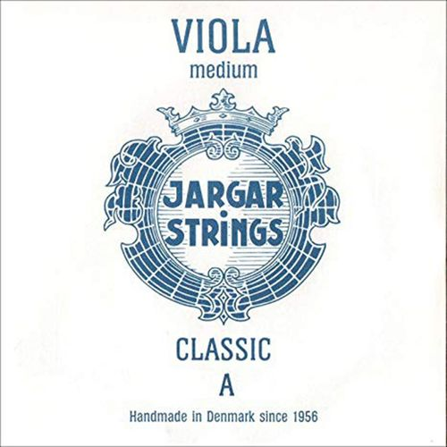 Viola Jargar LA acciaio cromo media tensione - Viola Jargar A string steel chrome medium