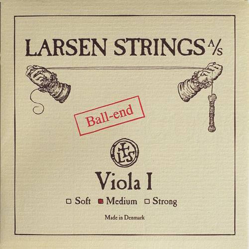 Viola corda LA Larsen media tensione - Viola A string Larsen medium tension