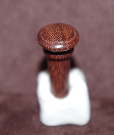 BOTTONE VIOLINO PALISSANDRO STANDARD - VIOLIN END BUTTON ROSEWOOD SHAFT STANDARD